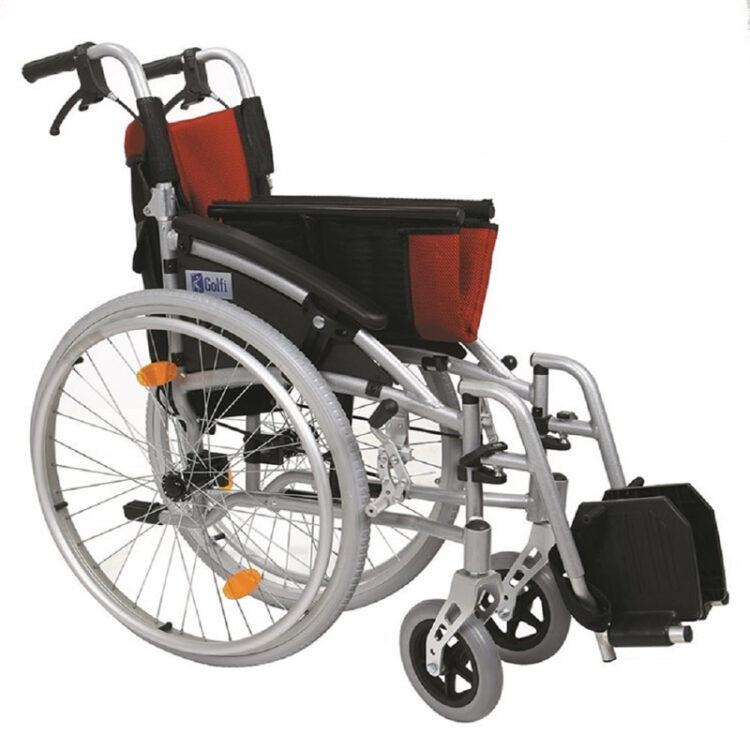 Alüminyum Tekerlekli Sandalye Golfi G636