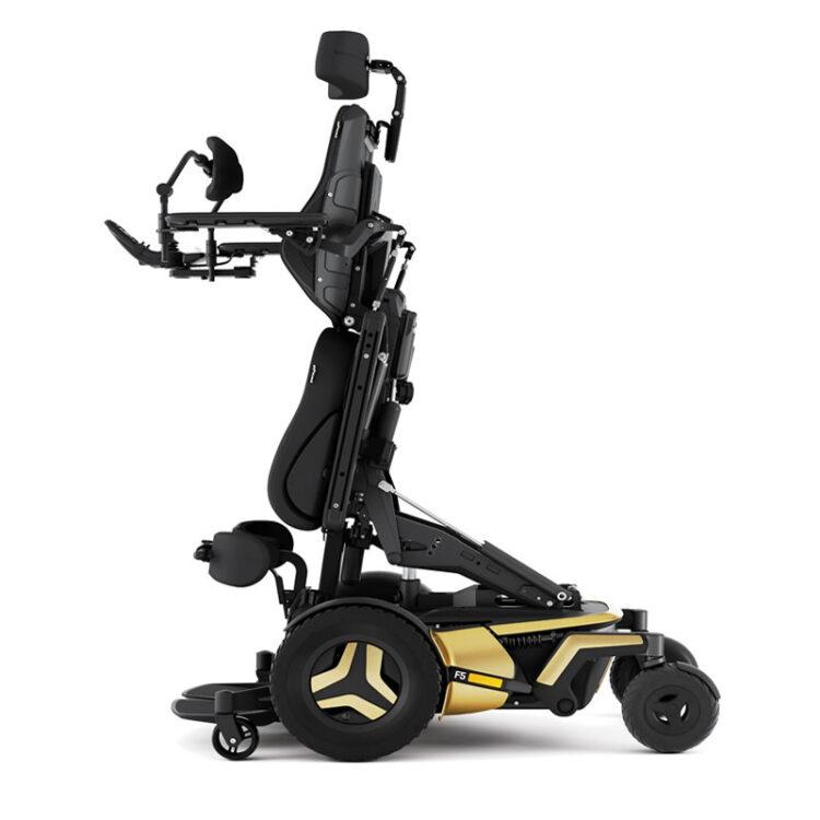 Ayağa Kaldıran Tekerlekli Sandalye Permobil F5 VS