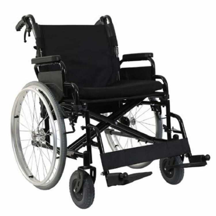 Bariatrik Manuel Tekerlekli Sandalye Golfi G135