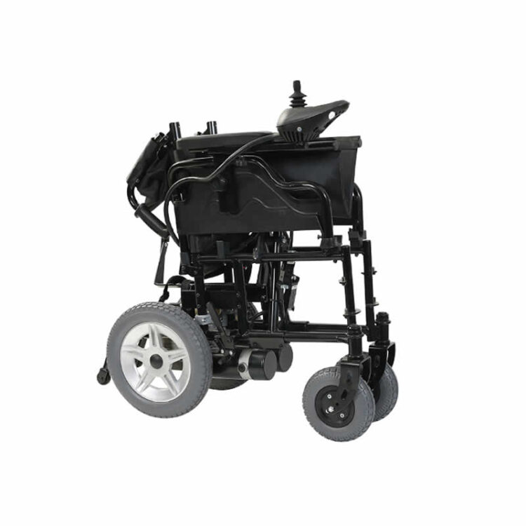 Katlanabilir Akülü Tekerlekli Sandalye JETTY JT-W111A