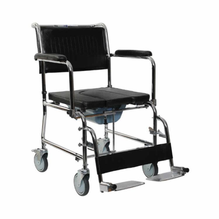 Katlanır Klozetli Banyo Sandalyesi G125A