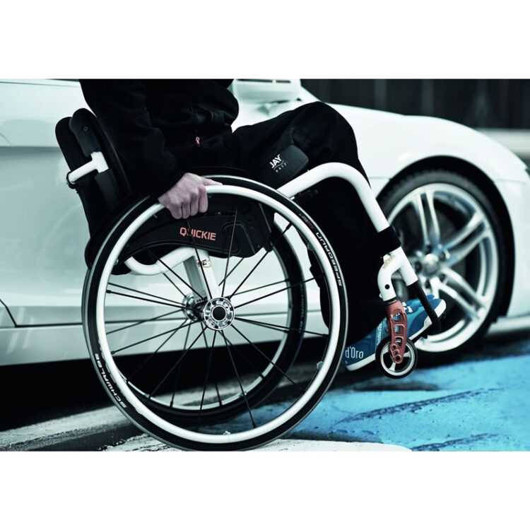 Manuel Tekerlekli Sandalye Quickie Helium Pro