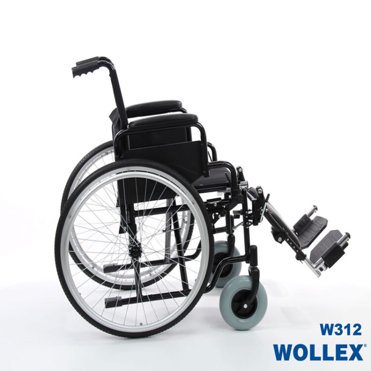 Manuel Tekerlekli Sandalye Wollex WG-M312-18