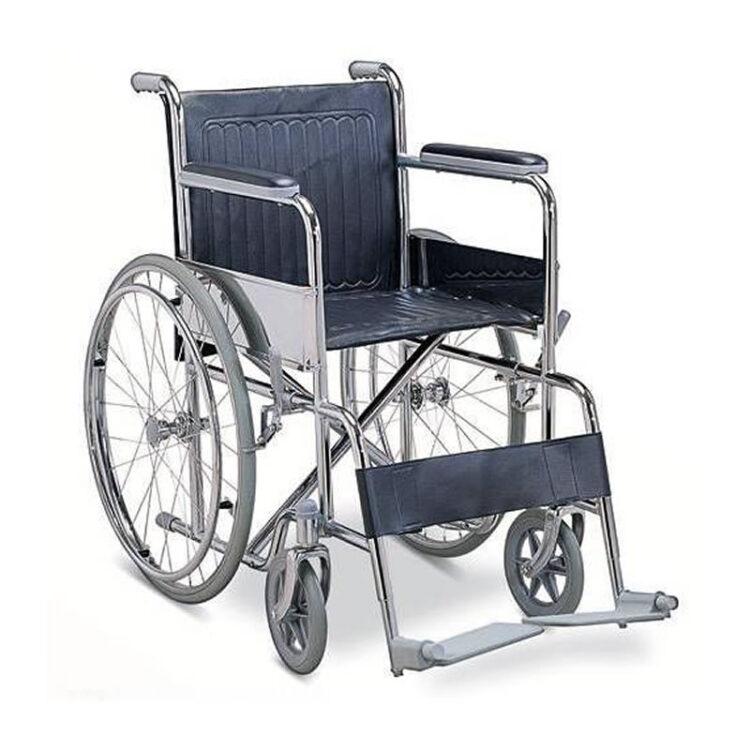 Manuel Tekerlekli Sandalyesi Leo 190