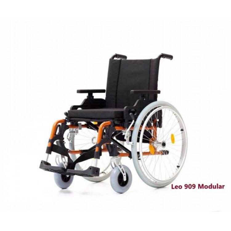 Modüler Manuel Tekerlekli Sandalye Leo 909