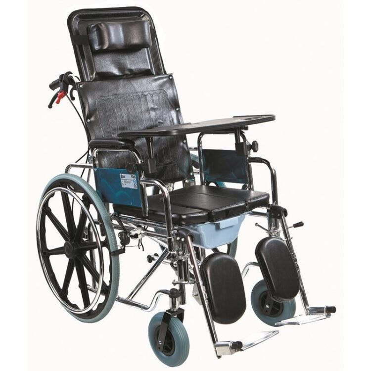 Multi Fonksiyonlu WC Tekerlekli SandalyeGolfi 4 G124