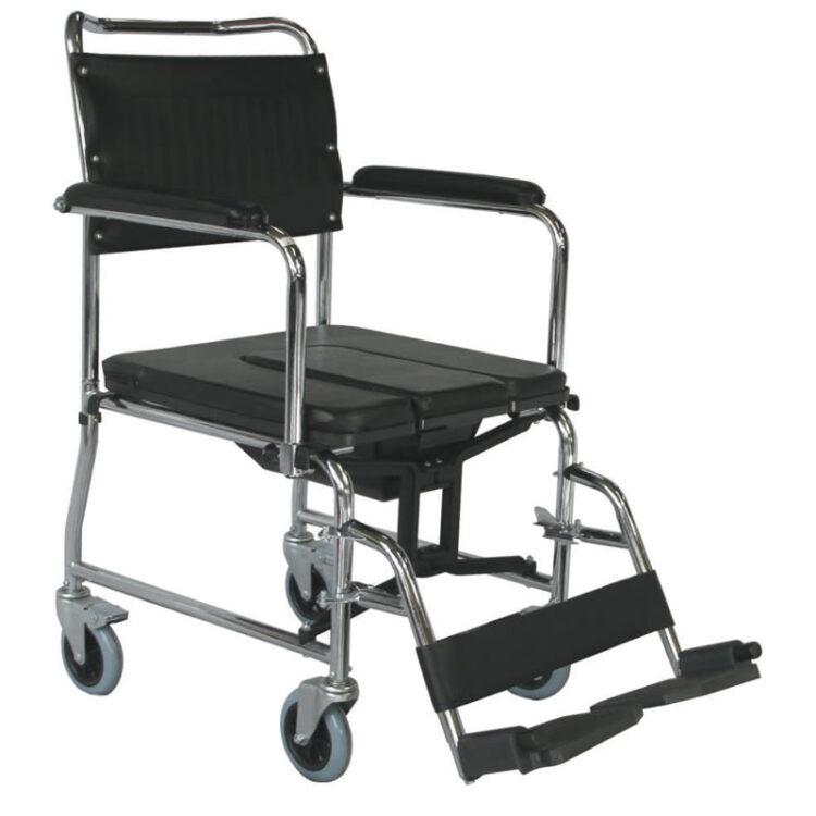 Tuvaletli Tekerlekli Sandalye Comfort Plus KY689U